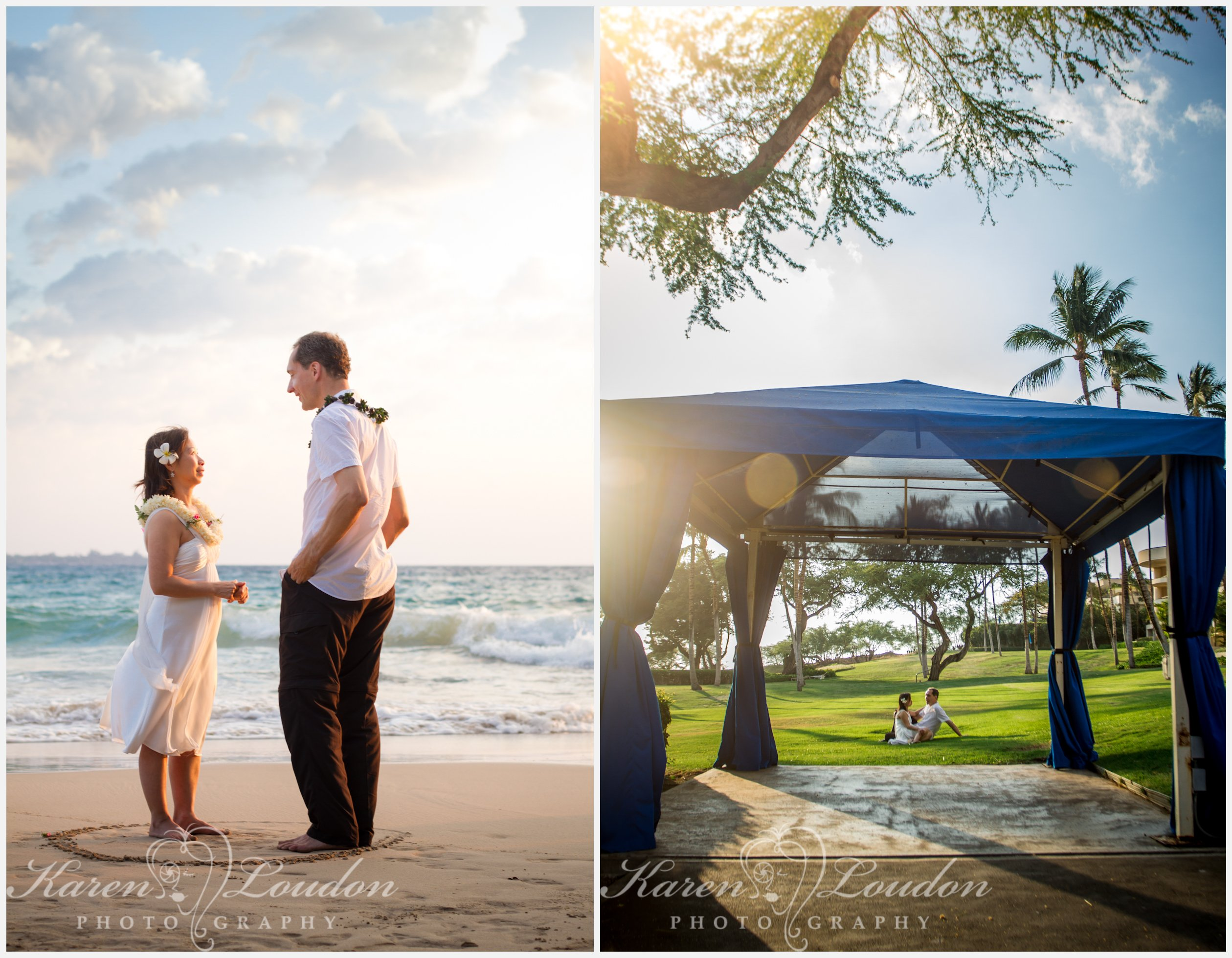 Westin Hapuna Resort wedding photos