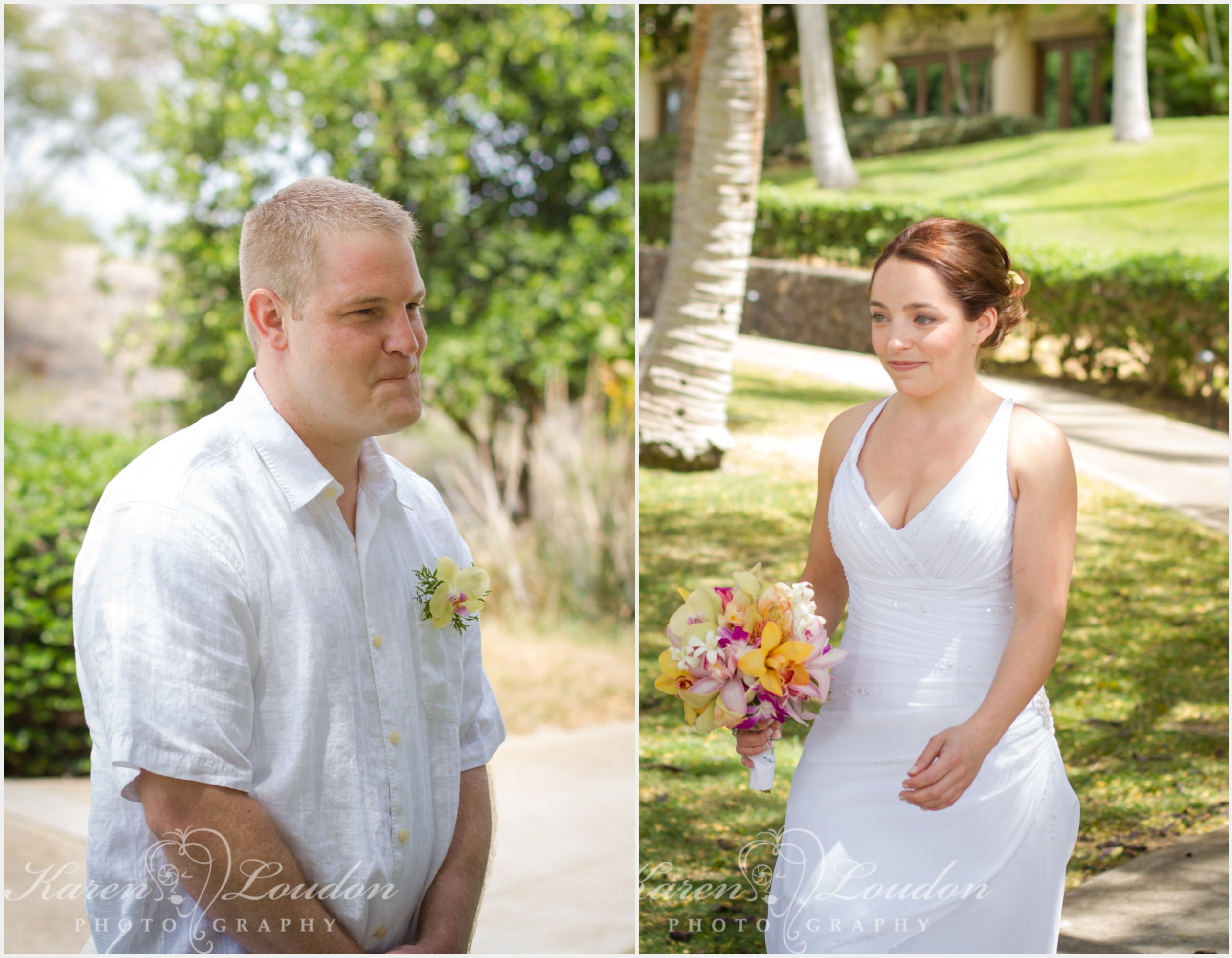 Westin Hapuna Beach wedding