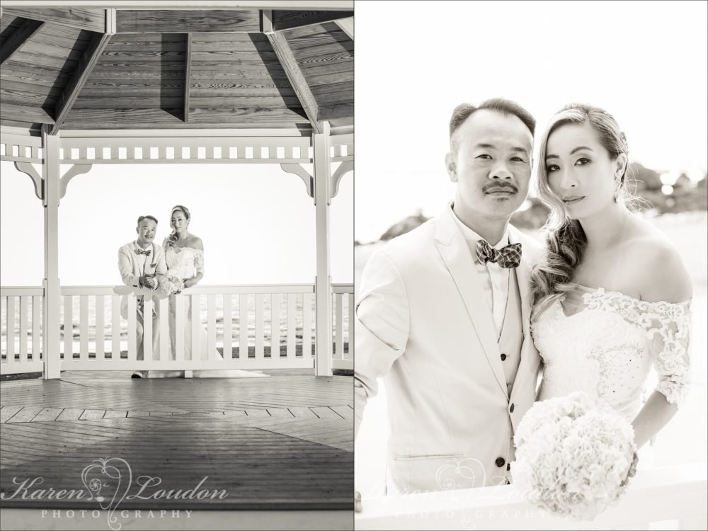 Fairmont Orchid Black and White Portraits