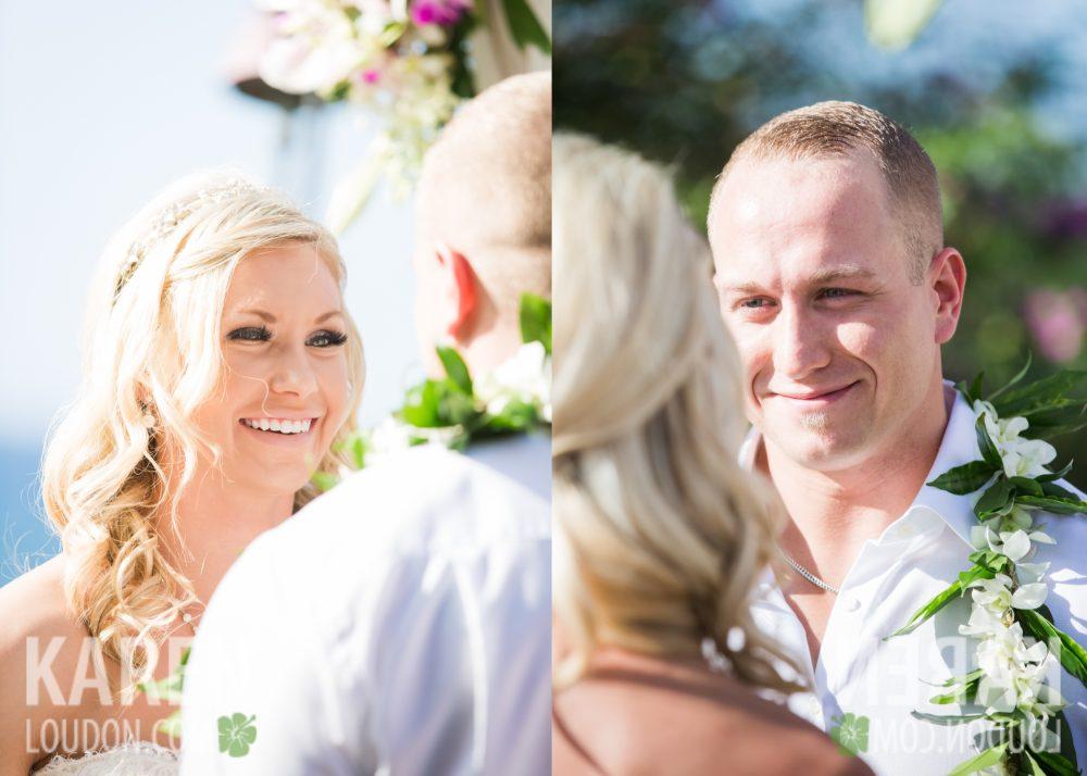 Mauna Kea Hotel Wedding