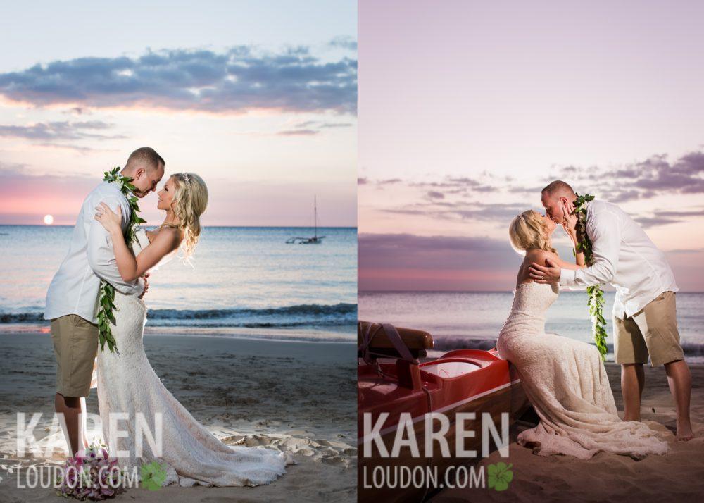 Mauna Kea Resort wedding photography