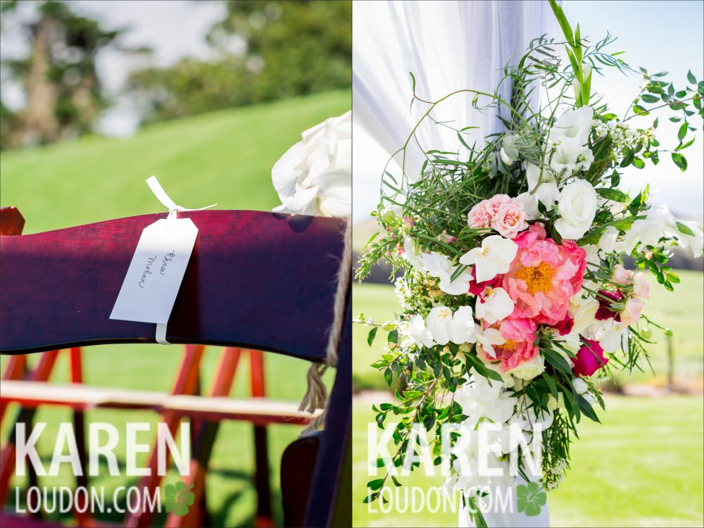 Grace Flowers Kahua Ranch Wedding