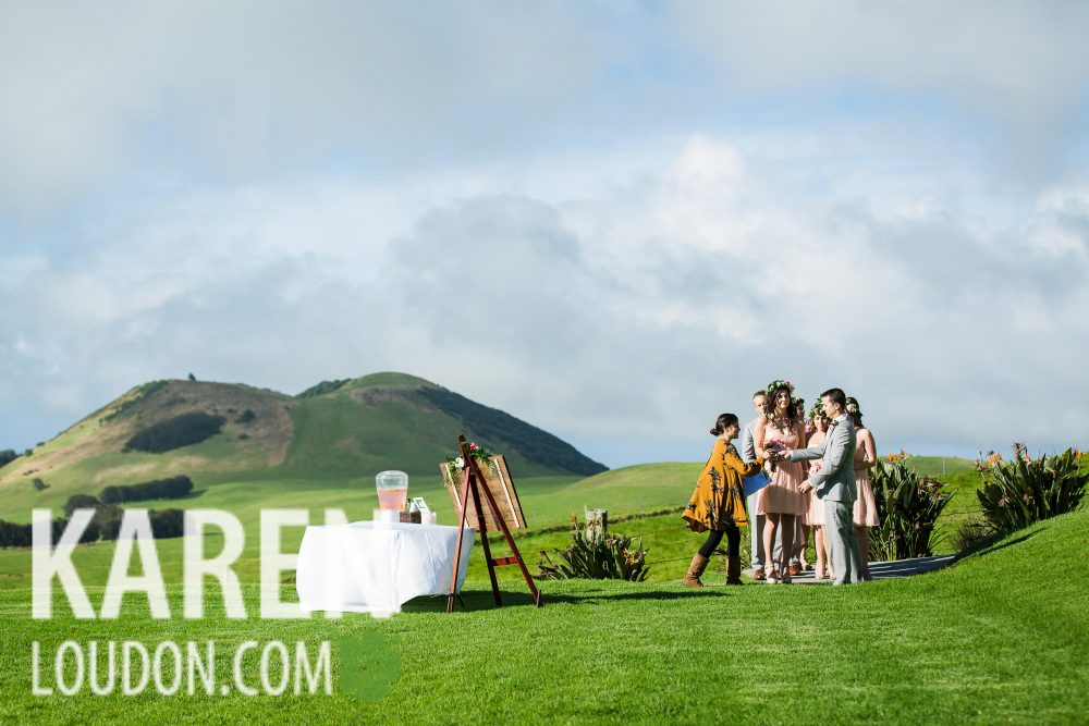 Kahua Ranch Wedding Photographer