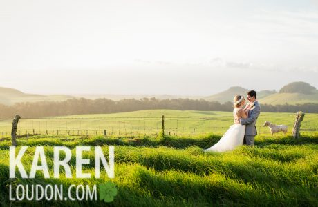 Kahua Ranch Wedding