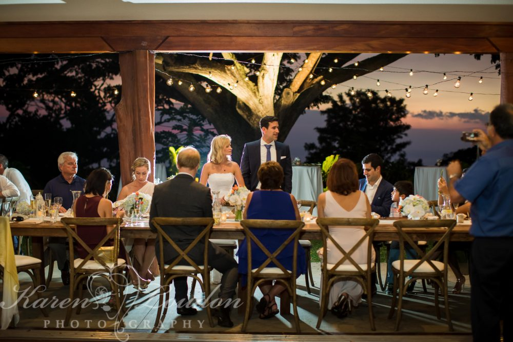 Kailua Kona Wedding Reception