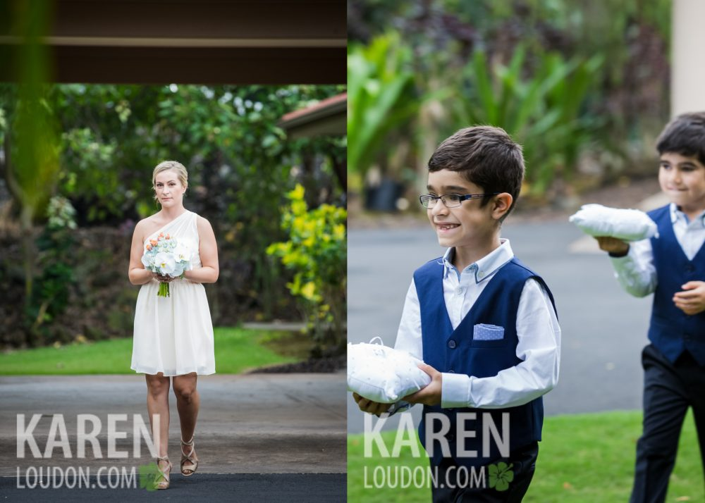 Wedding Photographer Kailua Kona Hawaii