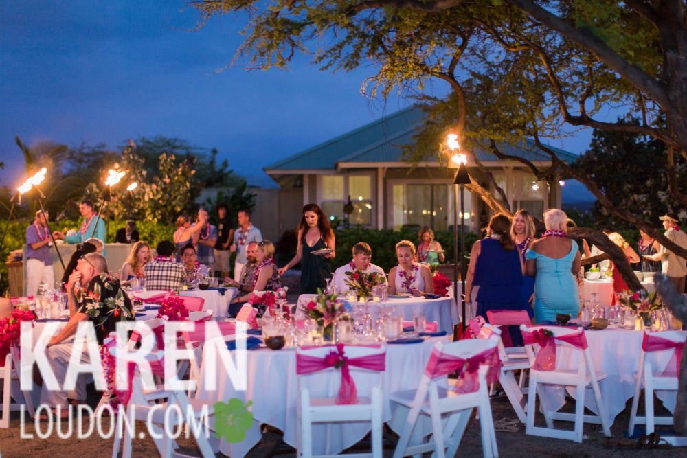 Lava Lava Beach Club Wedding Hawaii