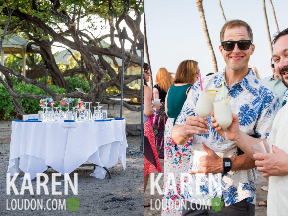 Waikaloa Wedding Big Island of Hawaii