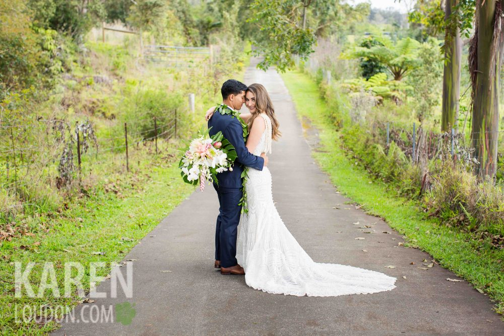 Holualoa Wedding Photographer