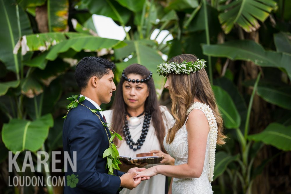 Hulualoa Coffee Wedding