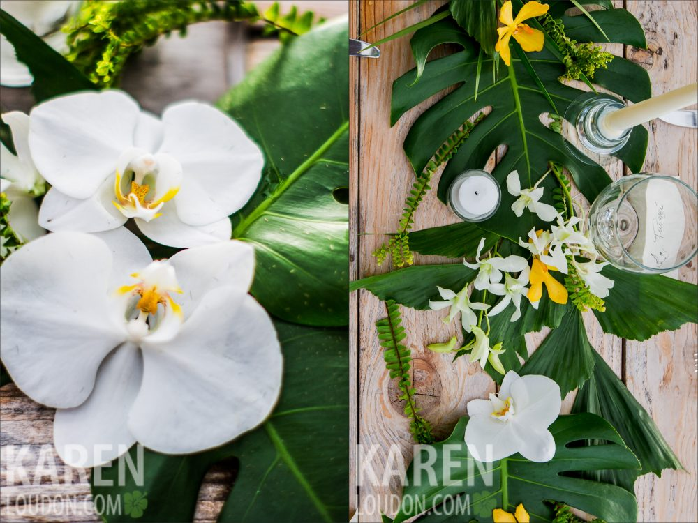 Hulualoa Wedding Flowers
