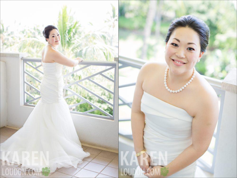 Big Island Hawaii bride