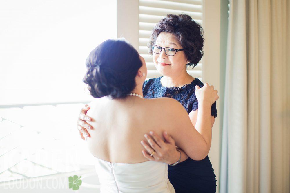 Waimea Hawaii bride