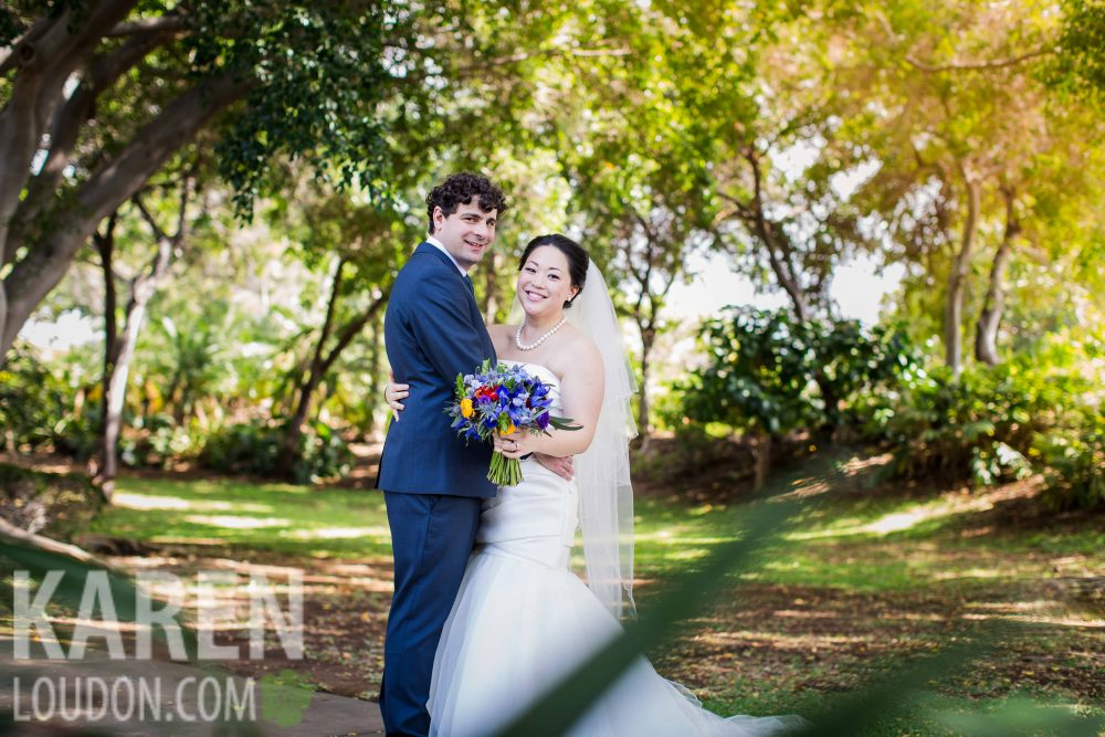 Waikaloa Hawaii Wedding