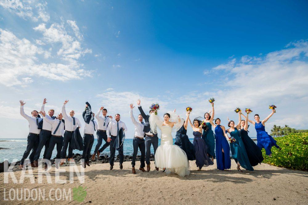 Kohala Coast Bride