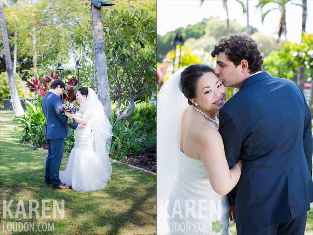 Fairmont Orchid Wedding