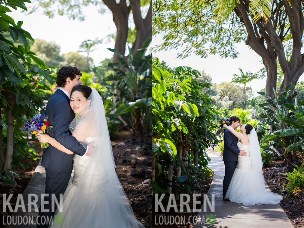Fairmont Orchid Wedding
