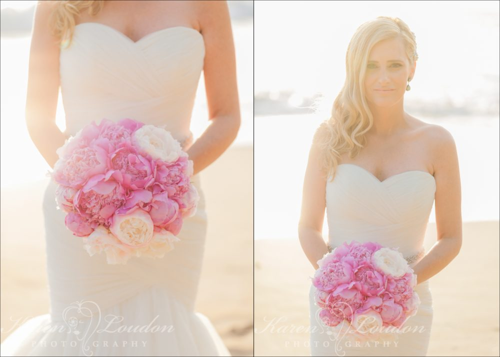 Wailea Hawaii Bride Photography