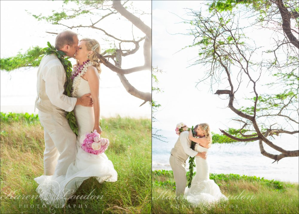 Palauea Hawaii Wedding