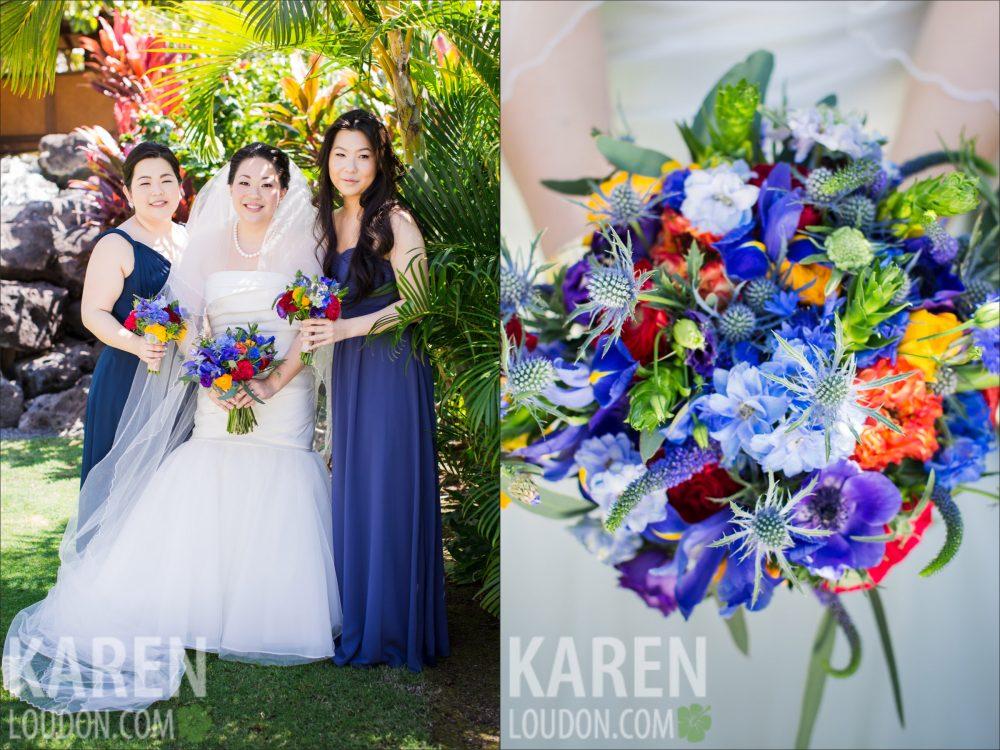 Fairmont Orchid Waimea Wedding
