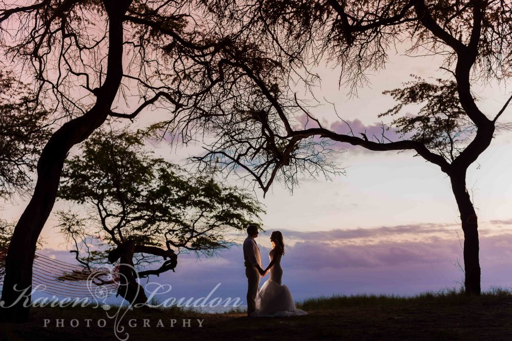 Maui Hawaii bride