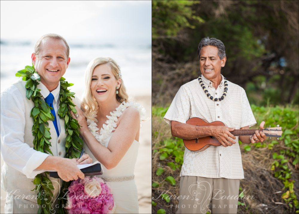 White Rock Beach Wedding