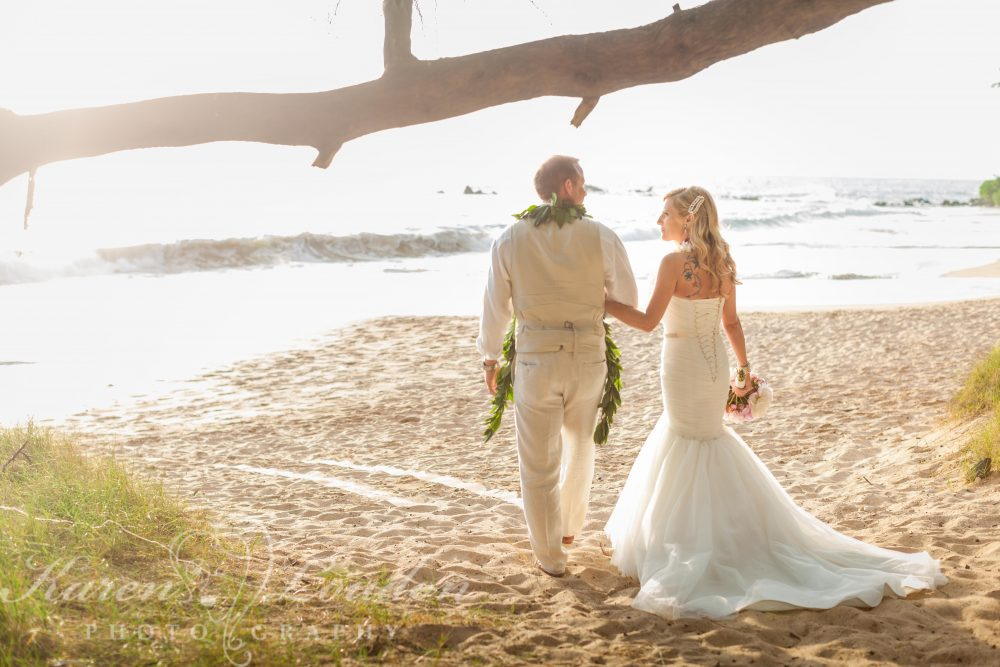 Palauea Wedding destination