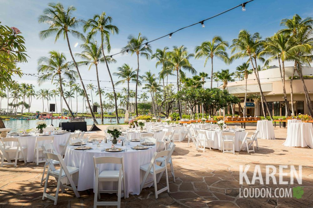 Big Island wedding venue