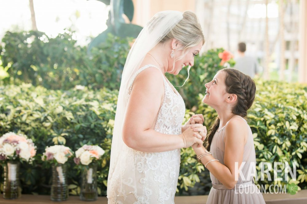 mother daughter wedding dress