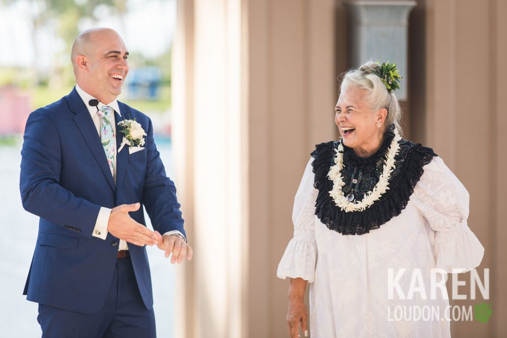 aunty tutu hawaii groom photographer